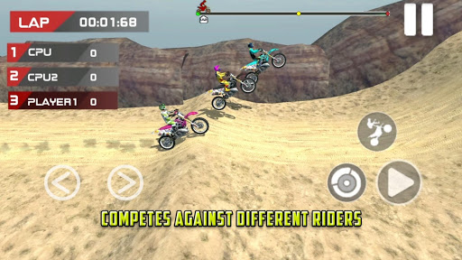 Moto Racing MX 2018 1.5 screenshots 1