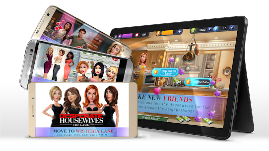 Desperate Housewives: The Game MOD 18.19.35 (Unlimited Cash/Diamonds) Apk + Data 7