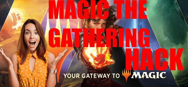 Magic The Gathering Arena Hack Gems Cheat Android IOS Apk 1