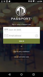 Passport Mobile- screenshot thumbnail