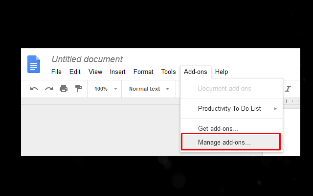 productivity to do list g suite marketplace