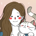 Hana's story - nonograms icon