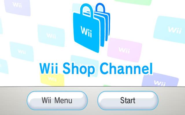 Wii Shop Channel Music