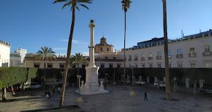 La Plaza Vieja, escenario del viacrucis general.