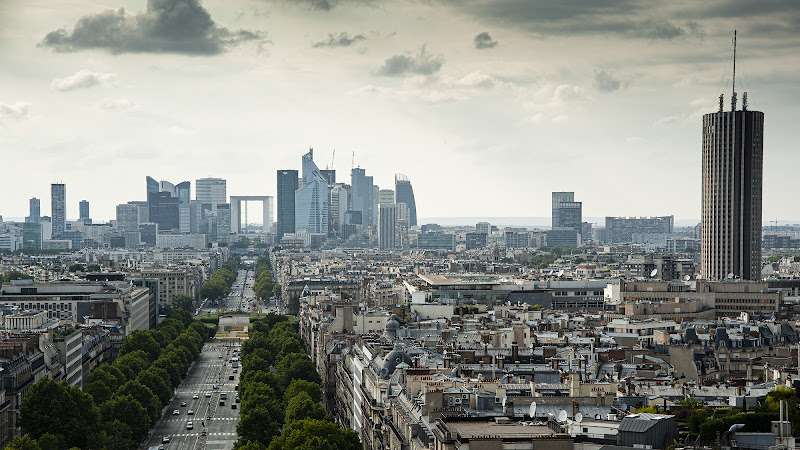 Parigi - La Défense di gabrielecollini