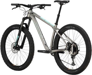 "Salsa Timberjack SLX 27.5+ Bike - 27.5"", Aluminum, Silver alternate image 0"