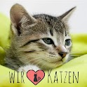 Wir lieben Katzen icon