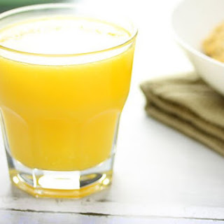 Orange, Pear & Lemon Juice