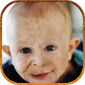 Make me Old Prank App – Face Stickers Icon