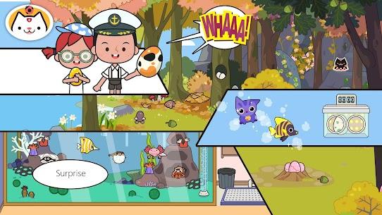 Miga Town: My Pets MOD (Unlock All Scenes) 5