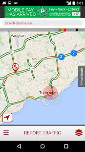 CP24 Traffic Alert- screenshot thumbnail