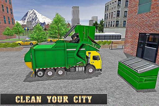 最終的垃圾車司機