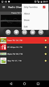 RADIO GHANA screenshot 3