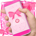 Pink Bow Locker icon