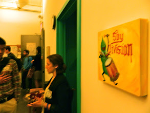 Photo: Etsy Conf. rooms - mashup of food + 80s bands