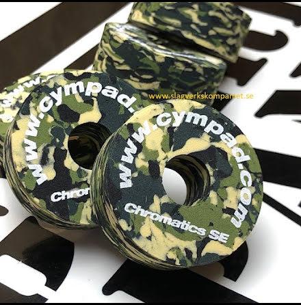 Cympad Chromatics 5-pack - Cammo!!