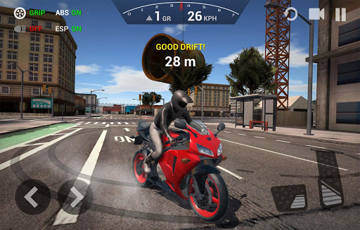 Ultimate Motorcycle Simulator Mod
