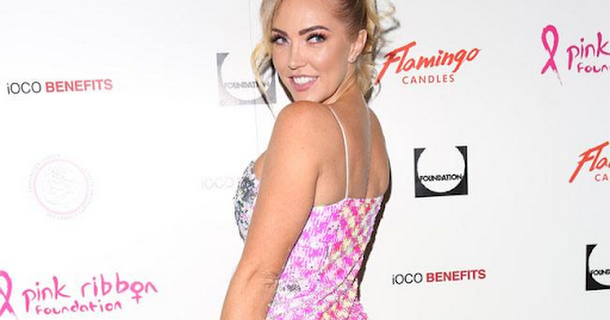 Aisleyne swaps numbers with BB's Lewis Gregory