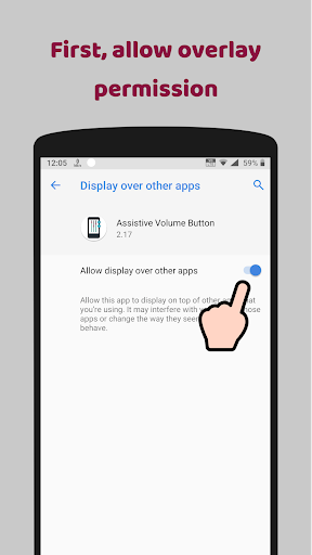 Assistive Volume Button screenshots 1