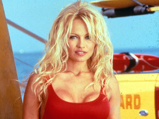 'Baywatch' Pamela Anderson's mash note to Julian Assange