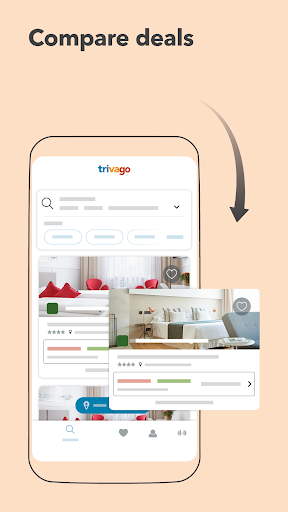 trivago: Hotels & Travel 4.9.6 screenshots 3