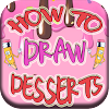 How to Draw Desserts