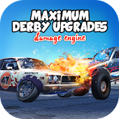 Maximum Derby Upgrades Damage Engine Crash Online