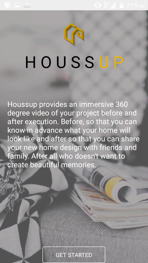 Houssup Interior Design Ideas- screenshot