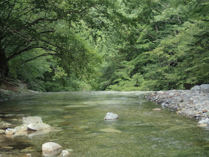 Photo: 岩塚ノ滝(10m)落口