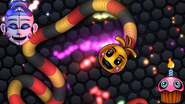 FNAF Snake IO apk screenshot
