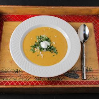 Curried Peanut Soup