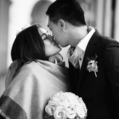 Wedding photographer Monica Hjelmslund (hjelmslund). Photo of 16.01.2018