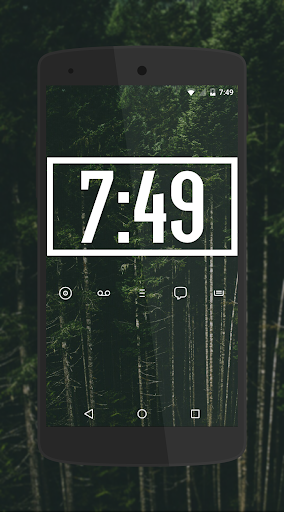 RZNZPR Zooper Clocks apk screenshot 2