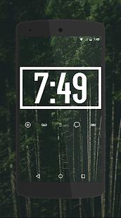 RZNZPR Zooper Clocks apk screenshot 2