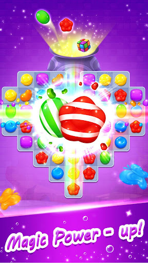 Candy Witch - Match 3 Puzzle Free Games apkdebit screenshots 2