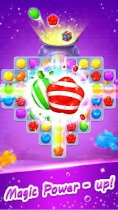 Candy Witch – Match 3 Puzzle Free Games 2