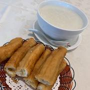 29. Plain Congee and Fried Dough 明火白粥拼油條