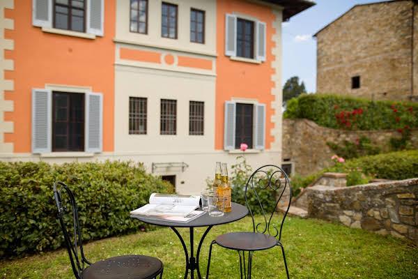 Villa Torre Rossa Apartments