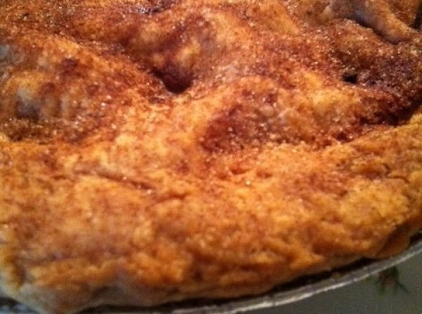 Bake pie in oven for 20 minutes. After 10 minutes Brush top and edges...