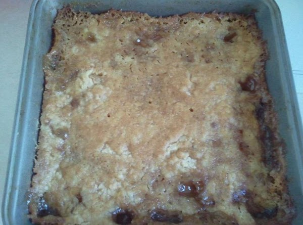 Bake for 50 to 55  minutes The ending product will look like a...