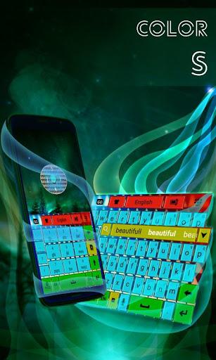 玩免費個人化APP|下載颜色主题键盘 app不用錢|硬是要APP