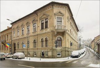 Photo: Cluj-Napoca, Str. Avram Iancu , Nr.14 -  intersectie cu Str. Bisericii - 2018.01.19