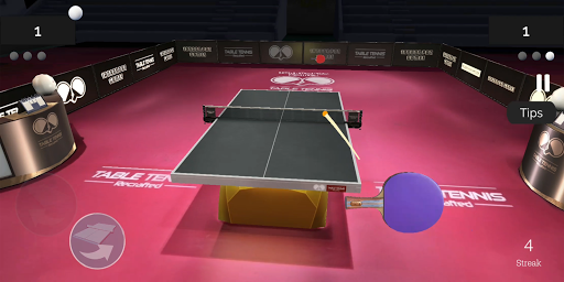 Table Tennis ReCrafted! android2mod screenshots 7