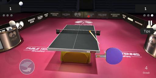 Table Tennis ReCrafted! apktram screenshots 7