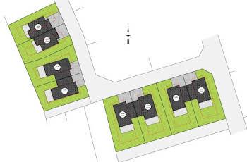 Terrain à bâtir 346 m2