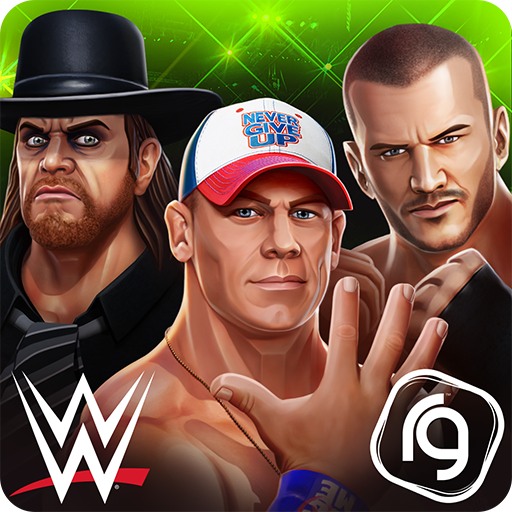 WWE Mayhem game (apk) free download for Android/PC/Windows