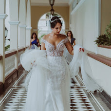 Wedding photographer Efrain alberto Candanoza galeano (efrainalbertoc). Photo of 06.09.2018