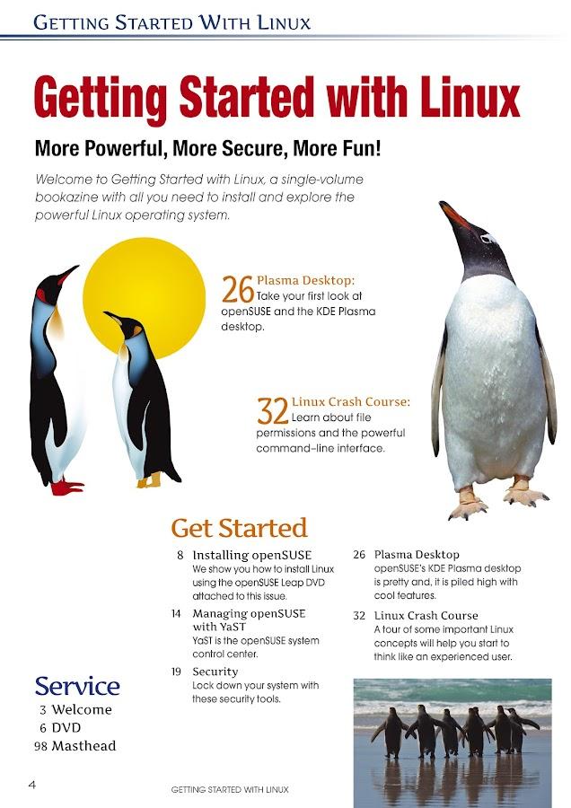 Linux  Magazine Special- screenshot