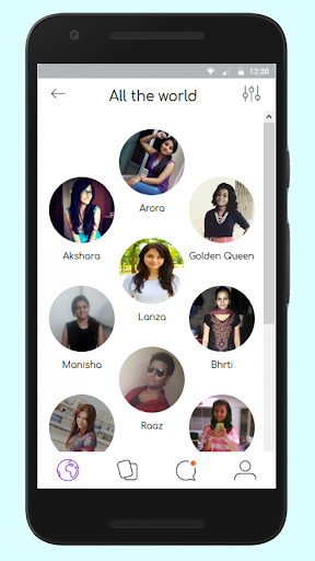 Bae Chat - Find your bae nearby 1.3.1 screenshots 3
