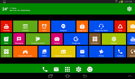 download wp 8 launcher metro theme google play softwares